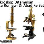 Sejarah Mikroskop Ditemukan Oleh Bangsa Romawi Di Abad Ke Satu