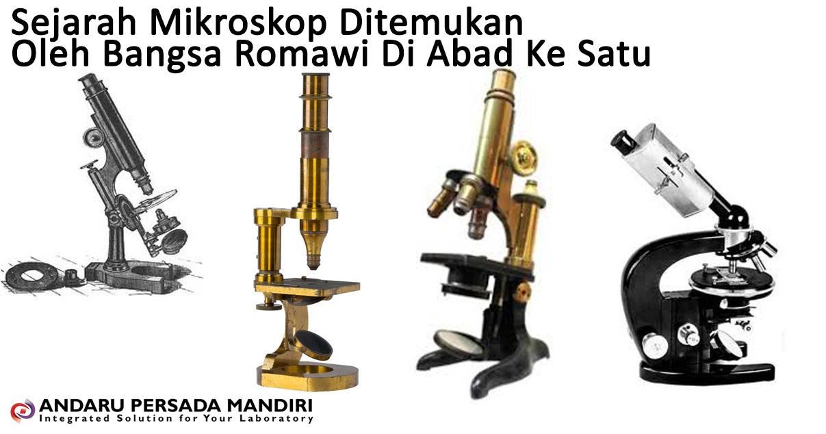 Sejarah-mikroskop-ditemukan-oleh-bangsa-romawi