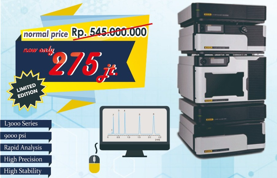 iklan hplc distributor alat lab