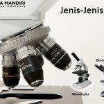 Jenis Jenis Mikroskop Yang Paling Sering Ditemukan Di Laboratory
