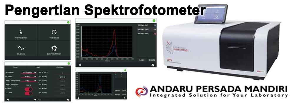 pengertian-spektrofotometer