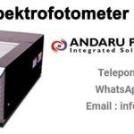 Spektrofotometer – Pengertian, Jenis, Bagian dan Prinsip Kerjanya