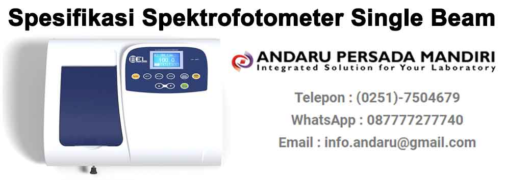 spesifikasi-spektrofotometer-single-beam