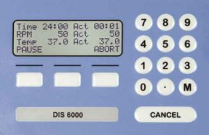 dissolution-tester-panel-controller
