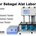 Dissolution Tester – Pengertian, Fungsi, Bagian, Cara Menggunakan