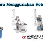 Cara Menggunakan Rotary Evaporator Dengan Baik