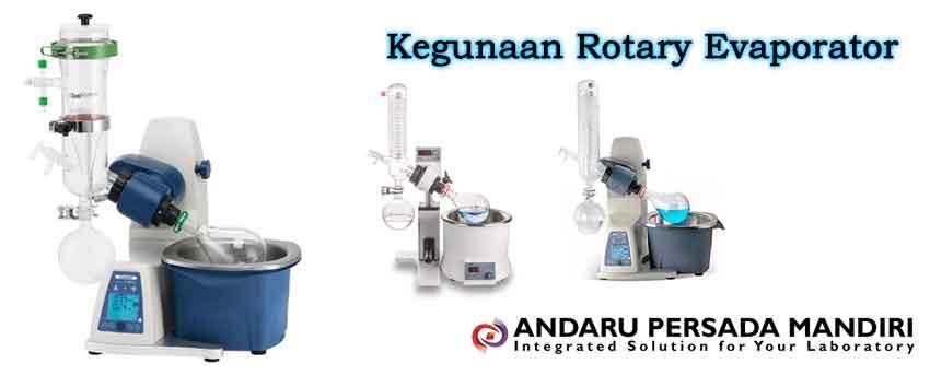 kegunaan-rotary-evaporator