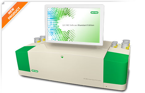 product-biorad-QX ONE Droplet Digital PCR (ddPCR) System