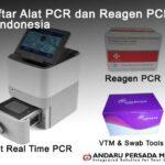 Daftar Alat PCR dan Reagen PCR Rekomendasi di Indonesia