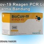 BioCov-19 Reagen PCR Lokal Buatan Bio Farma Bandung