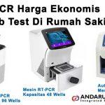 Jual Alat PCR Harga Ekonomis Untuk Swab Test Di Rumah Sakit