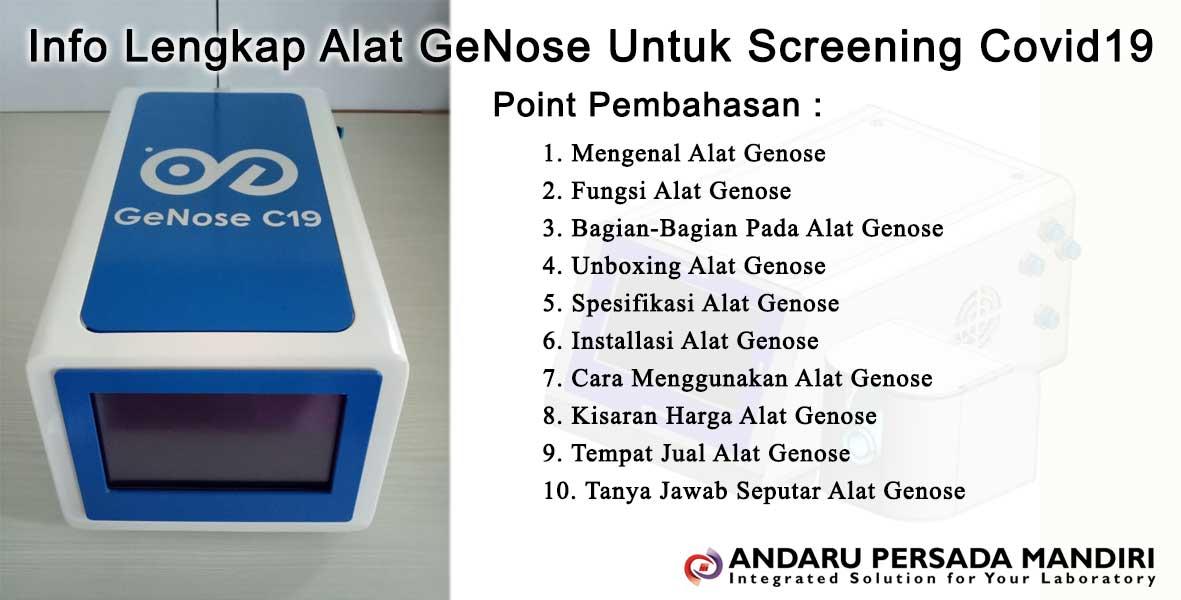 genose-c19-distributor-alat-lab