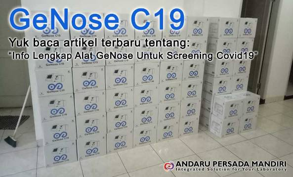 Info lengkap alat genose c19