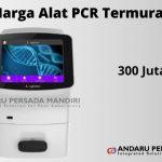 Harga Alat PCR Termurah 300 Jutaan