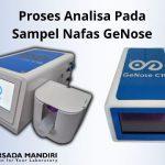 Proses Analisis Pada Sampel Nafas GeNose