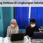 Jasa Testing GeNose di Lingkungan Sekolah