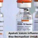 Apakah Vaksin Influenza dan PVC Bisa Bermanfaat Untuk Covid-19?